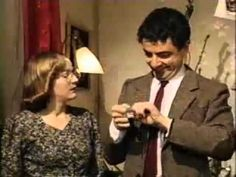 Quick Clip-----Mr Beans Christmas Mr Bean Funny, Ben Elton, Johnny English, Richard Curtis, Photo Star, Blackadder, You Make Me Laugh, Christmas Shows, British Comedy