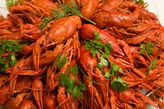 I love going to Grant's Seafood Festival.    (Photo via Shutterstock)