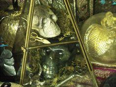 SERAPH + SPLENDOR Skeleton key box...