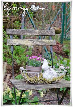 Upcycling Im Garten