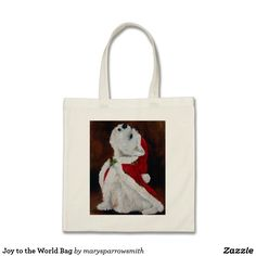 Joy to the World Bag
