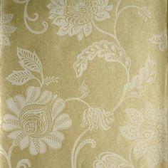Brewster Emmaline Jacobean Wallpaper - 2686-51901