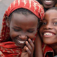 Hanano 1 Refugee Camp by CK Somalia, via Flickr