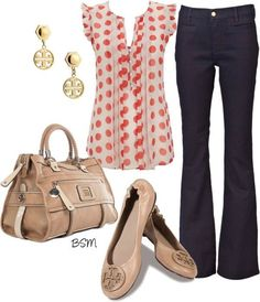 Cute and Casual Outfit by mallory