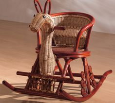 rocking chair :-) This is sweet!