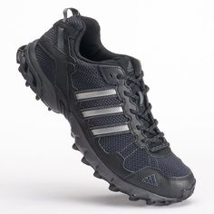 best sneakers 50e6b 45b44 Adidas Rockadia Trail Men s Trail Running Shoes, Black, BY1791   trailrunningshoes Running Shoe Brands