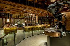 Starbucks Reserve Roastery and Tasting Room en Seattle
