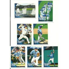 2010 Topps ROYALS team straight from Factory set all different Butler Gordon Listing in the 2000-2010,Sets,MLB,Baseball,Sports Cards,Sport Memorabilia & Cards Category on eBid United States | 147730213