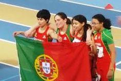 Resultado de imagem para medalhas portuguesas atletismo 2016