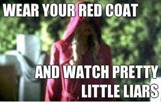 Watch Pretty Little Liars