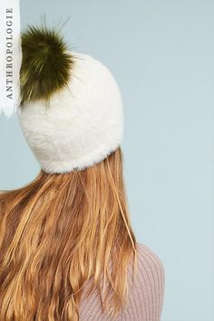 Shop Beanies & Earbands at Anthropologie today, featuring the season's newest arrivals as well as tried-and-true favorites. Anthropologie Sale, Anthropologie Wedding, Winter Accessories, Fashion Accessories, Chunky Knitwear, Cozy Fashion, Winter Fashion, Hats For Women, Winter Hats