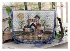 (1012) Gallery.ru / Bag - Japanese patchwork 2 - lolenya