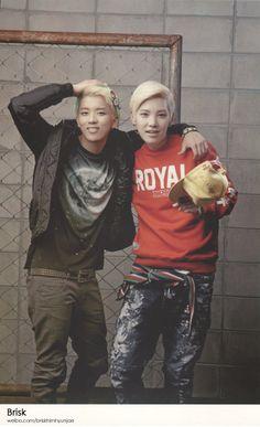 Young Jae et Zelo
