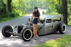 Rat rods n pin ups