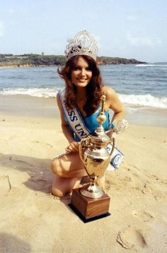 miss universe 1972 | Miss Universe 1972 – Australia – Kerry Ann Wells