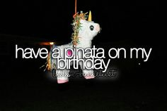 I dont care if my birthdays in the winter. Im doing this!