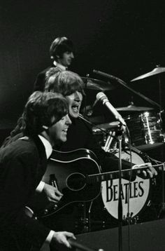 Paul, John and Ringo