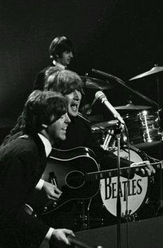 Paul, John and Ringo