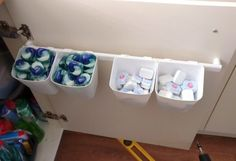 10 IKEA hacks that you would have liked to know before - Picture 7 - Picture series . - Ikea DIY - The best IKEA hacks all in one place Organisation Ikea, Ikea Hack Storage, Ikea Kitchen Storage, Storage Room, Ikea Hackers, Diy Hacks, Pantry Door Storage, Tv Ikea, Ikea Wall
