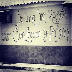 Acción poética Venezuela #Acción Poética Venezuela #calle