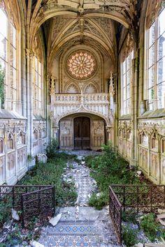 Abandoned church - Amazing!!!