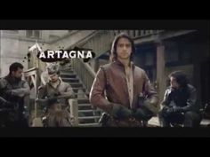 Reasons to Love D'Artagnan - The Musketeers BBC