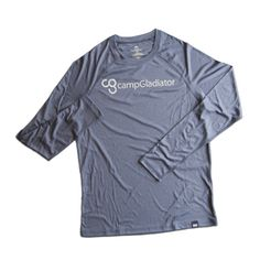 Camp Gladiator Cory Vines Longsleeve- Men's Athletic Gear, Vines, Menswear, Camping, Workout, Long Sleeve, Sleeves, Mens Tops, T Shirt