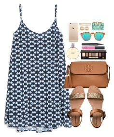 """""""Flowy Dress"""" by that-southern-prep ❤ liked on Polyvore"""