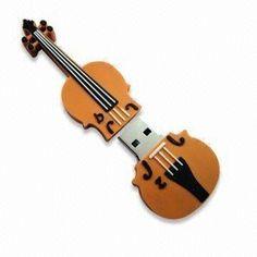 Violin USB Flash Drive (FD028)