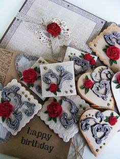 Baroque cookies #timelesstreasure