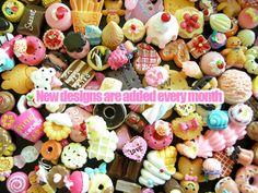 Decoden Süßigkeiten mischen Einstellkrone von MiniatureSweet, $5.95