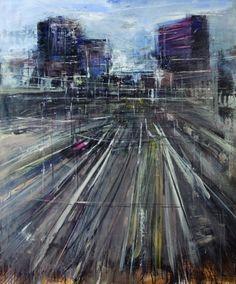 """""""Flash d'Arte"""": #mostra personale di Riccardo Luchini, allestita dal 30 novembre al 13 dicembre 2012  presso #GalleriadeBonis di Reggio Emilia. Info: www.galleriadebonis.com."""