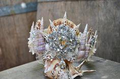 Mermaid Crown Shell Crown Seashell Crown Mermaid Headpiece