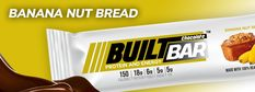 Best Tasting Protein Bars   Ca.BuiltBar.com Protein Bar Brands, Best Tasting Protein Bars, Mounds Bar, Bread Bar, Nut Bread Recipe, Egg White Protein, Coconut Bars, Banana Nut Bread, Isolate Protein
