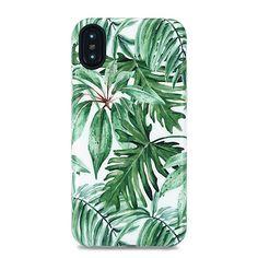 Para iPhone X iPhone 8 Case Tampa Estampada Capa Traseira Capinha Árvore Macia PUT para Apple iPhone X iPhone 8 Plus iPhone 8 iPhone 7 de 2018 por R$13.76