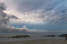 Praia da Barra - Garopaba Sc Fotografia Fine Art, Surf, Rio Grande, Clouds, Nature, Outdoor, Belle, The Beach, Outdoors
