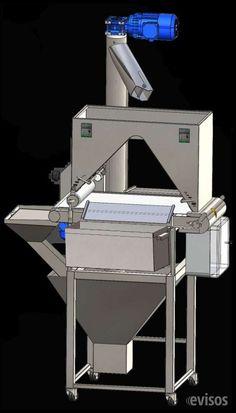 Empanadora de Milanesas. Ahorrá tiempo, aumenta rendimientos Construida totalmente en Ac. Inox. Un operario produce un promedio de 80-90kg/hr de milanesa ... http://belgrano.evisos.com.ar/empanadora-de-milanesas-ahorra-tiempo-aumenta-rendimientos-id-945578