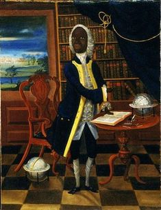 Francis Williams: A Portrait of an Early Black Writer - Victoria and Albert Museum