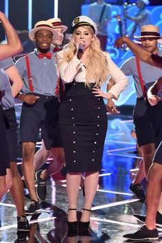 Courtly Meghan Trainor