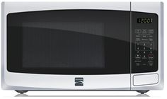 Kenmore 0.9 cu. ft. Ledge Microwave White 73092