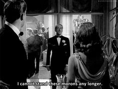 waldo lydecker to laura (and shelby) in the 1944 film, laura. Hollywood Scenes, Classic Hollywood, Old Hollywood, Classic Movie Quotes, Classic Movies, Siena, Drive Thru Movie, Laura Movie, Glinda The Good Witch
