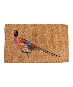 Another great find on #zulily! Peasant Coir Doormat #zulilyfinds