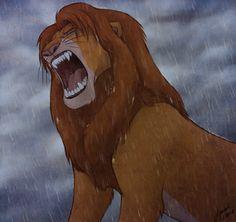 New Tattoo Lion King Mufasa Ideas Lion King Quotes, Lion King Fan Art, Lion King Movie, Lion King Simba, The Lion King, Simba Disney, Disney Lion King, Disney And Dreamworks, Disney Art
