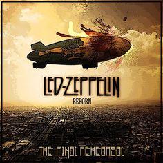 Led Zeppelin - Shepperton Studios (2007)