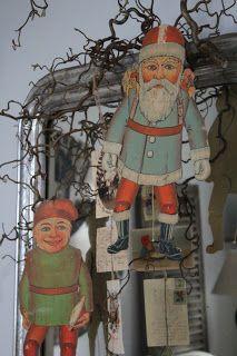 K&Co.: Julemænd , Nisser & Engle... Julen 2012.