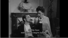 from Bunuel's The Exterminating Angel