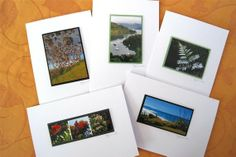 Photo Cards  Kiwi Collection New Zealand themed 3D by NewCreatioNZ, $20.00