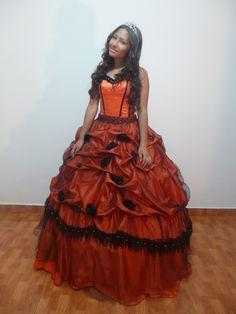 Vestido para Quinceañera Convertible