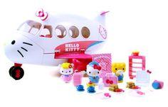 Jada Toys Hello Kitty Jet Plane Play Set by Jada Toys, http://www.amazon.com/dp/B00804H7OK/ref=cm_sw_r_pi_dp_CIfgrb14GDFF8