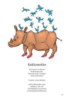 Kukkamekko (Jari Tammi: Nakkikirja, Pikku-idis 2013)